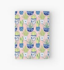 Chinoiserie Cactus Hardcover Journal