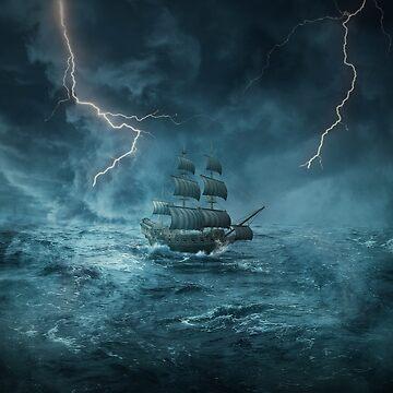 barco fantasma III de psychoshadow