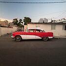 Neat vintage car in Cienfuegos, Cuba. by jonathankemp