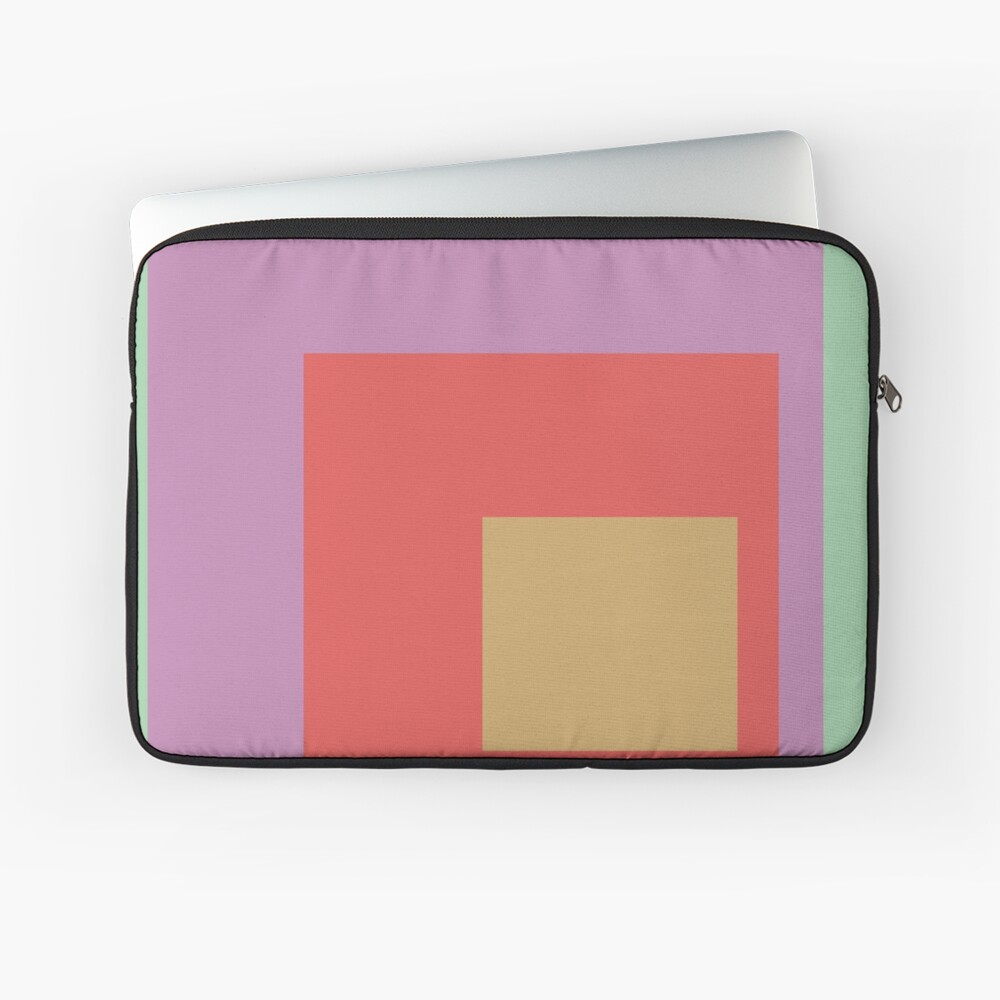 Color Ensemble No. 4 Laptop Sleeve