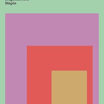 Color Ensemble No. 4 by metron