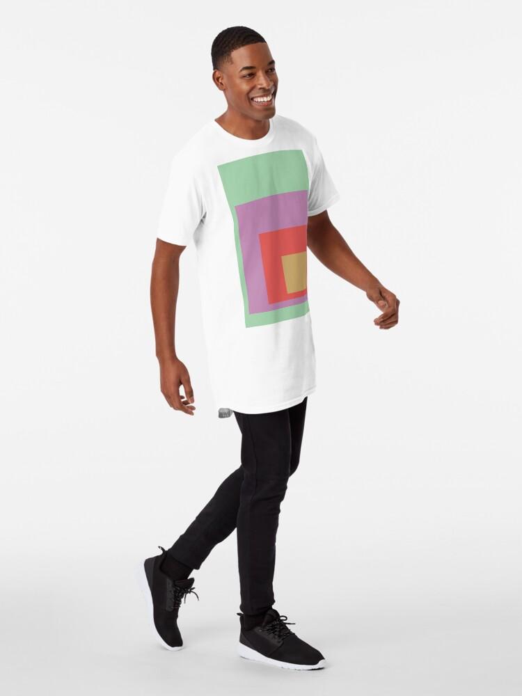Alternate view of Color Ensemble No. 4 Long T-Shirt
