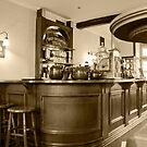 A Brief Encounter in Carnforth Station Tea Room by Sue Knowles