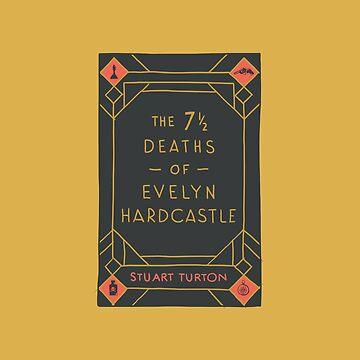 Siete muertes de Evelyn Hardcastle de SydneyKoffler