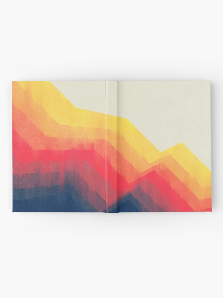 Alternate view of Sounds Of Distance Hardcover Journal