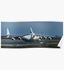 Antonov An 225 Myria Poster