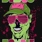 Disco zombie t-shirt by designhp