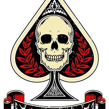 Death of Spades by adamcampen