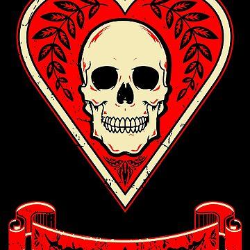 Muerte de corazones de adamcampen