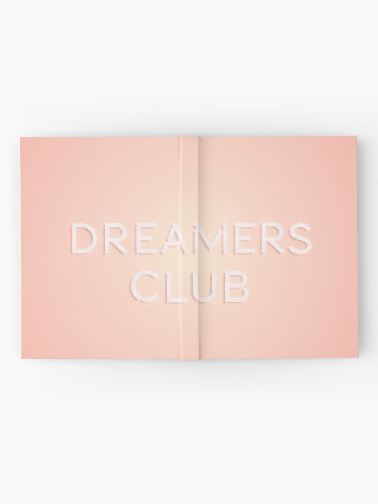 Alternate view of Dreamers Club Hardcover Journal