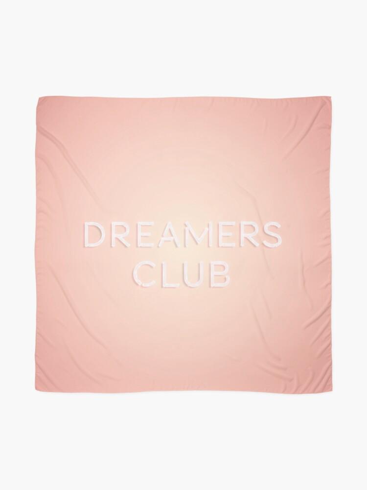 Alternate view of Dreamers Club Scarf
