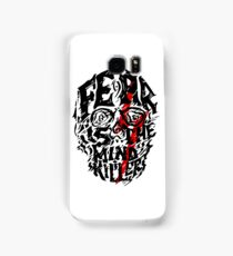 Fear is the Mind Killer Samsung Galaxy Case/Skin