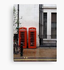 Phone Home Canvas Print