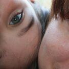 Mum and daughter by Dorota Rosinska