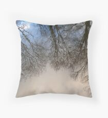 In the World of Oberon and Titania Throw Pillow