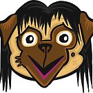 Momo Pug by chrisvig