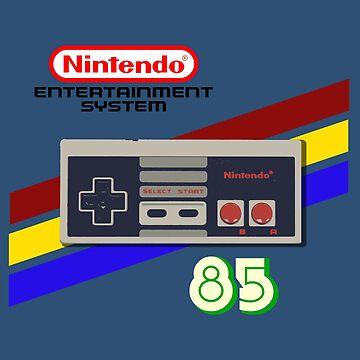 Classic NES 85 by EchoSoloArt