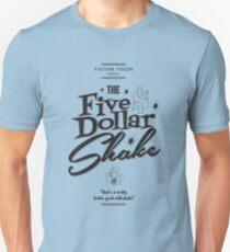 Pulp Fiction - Five Dollar Shake Unisex T-Shirt