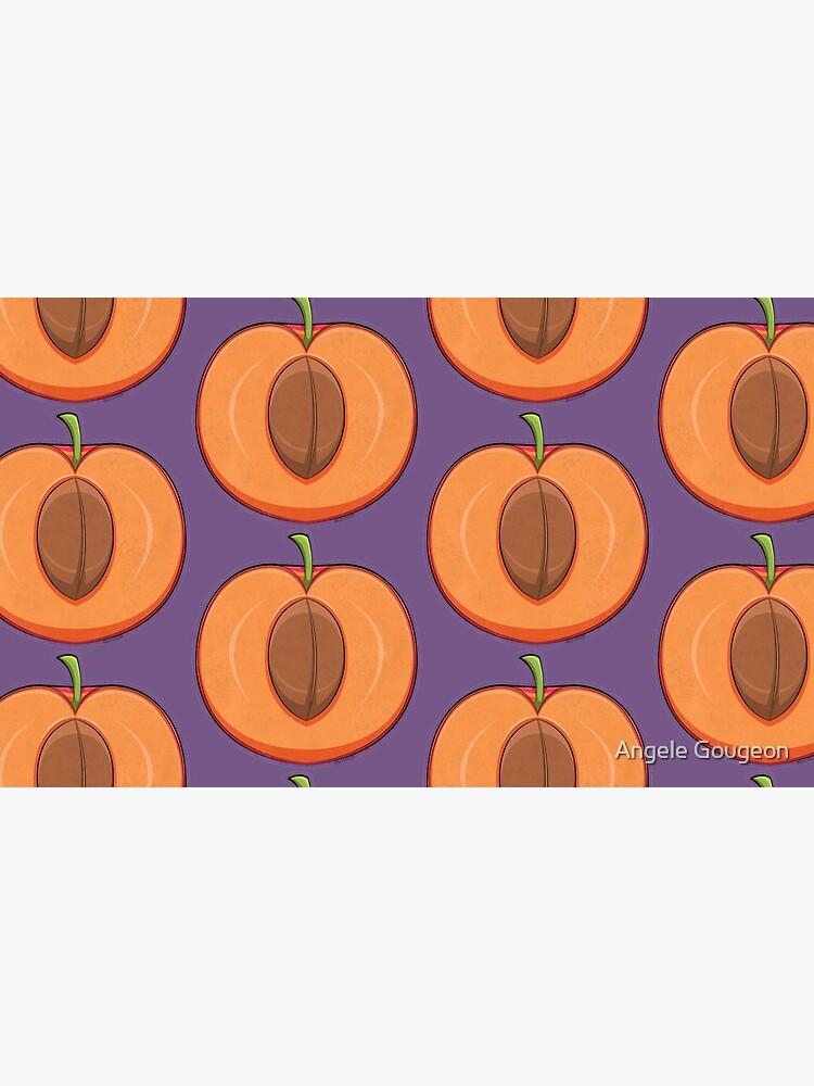 Apricot Pattern by AnMGoug