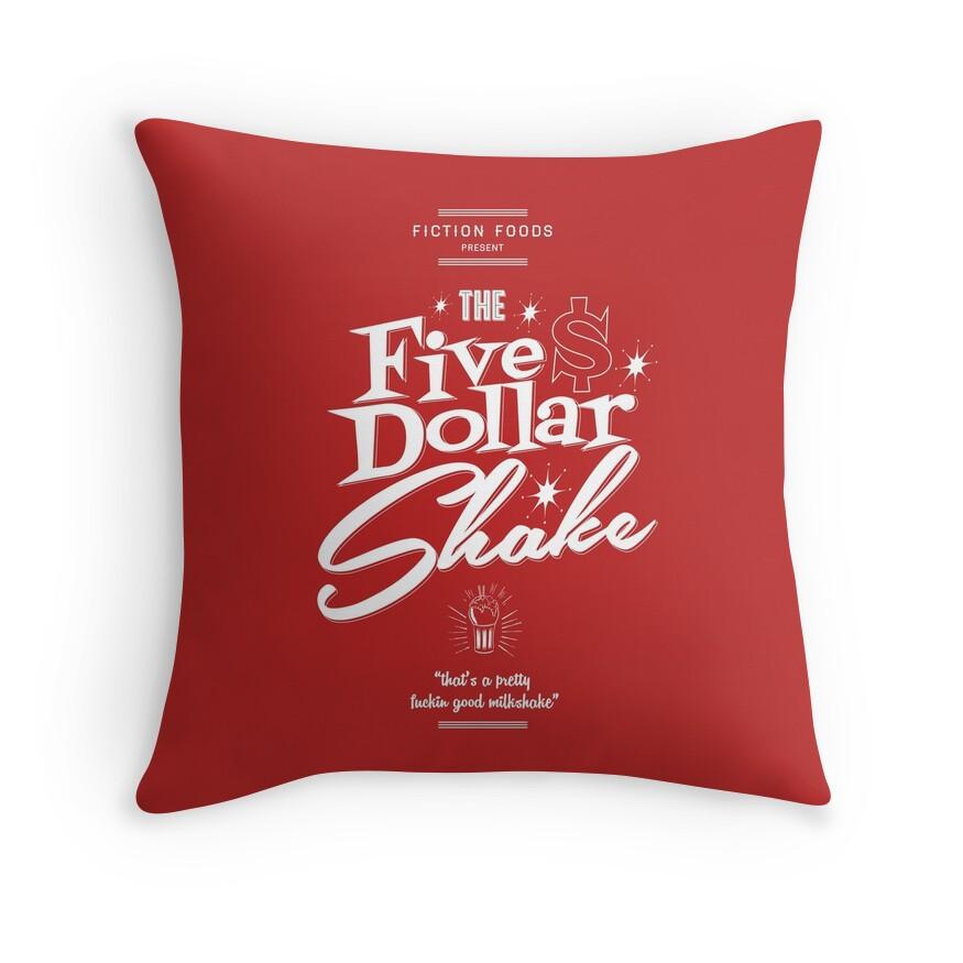Throw Pillows Under 5 Dollars : 5 Dollar: Throw Pillows Redbubble