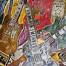 «Nunca es tarde (para ser una estrella de rock ...)» de RobynLee