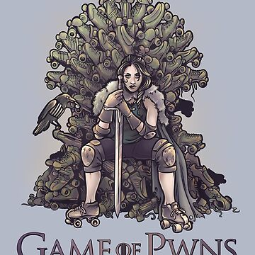 Game of Pwns by DaniKaulakis