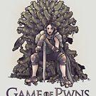Game of Pwns by Dani Kaulakis
