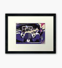 V12 Lagonda Framed Print