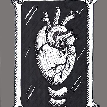 Heart Frame de angeldecuir