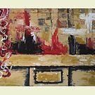 Golden Venice by Lora Levitchi
