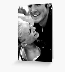Allison and Wade Greeting Card