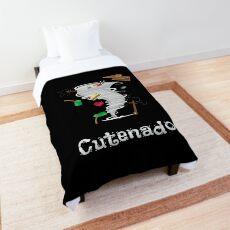 Funny Cutenado Cute Tornado Comforter