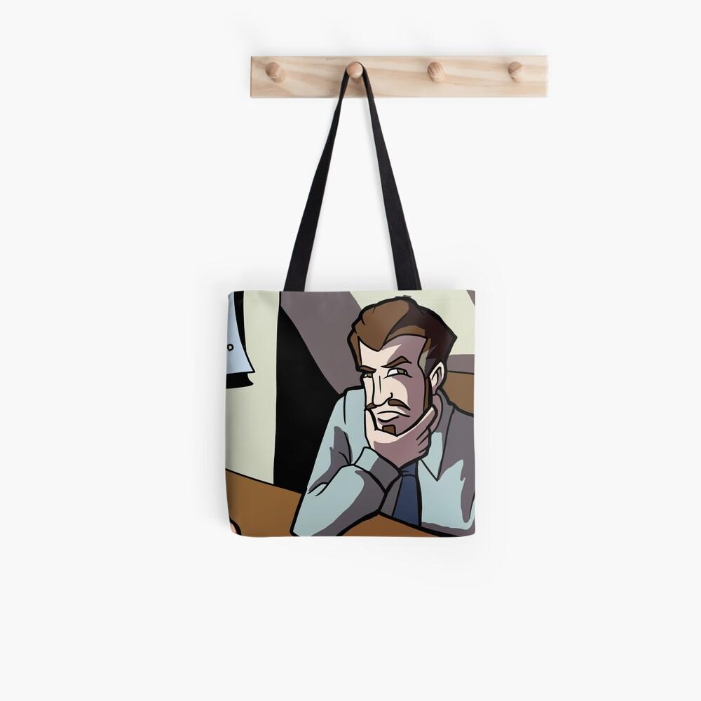 Jason Livingstone - Sterblicher Tote Bag