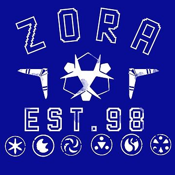 Zora Since by CrashBdesigN