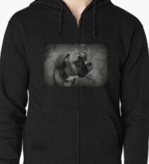 Eine Boxer-Profil ~ Boxer Dogs-Serie Kapuzenjacke