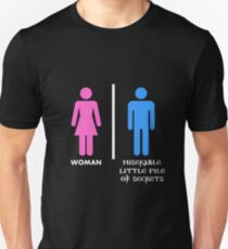 What is a man...? T-Shirt