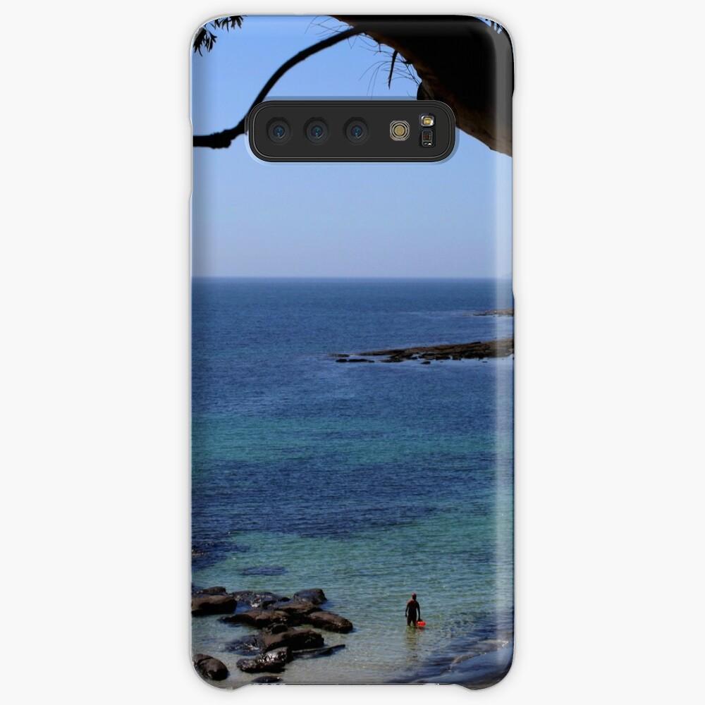 Das blaue Meer Hüllen & Klebefolien für Samsung Galaxy