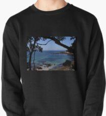 Das blaue Meer Sweatshirt