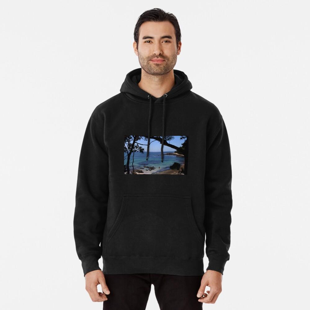Das blaue Meer Hoodie