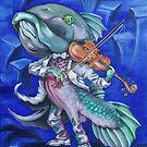 Fiddle Fish by Ellen Marcus
