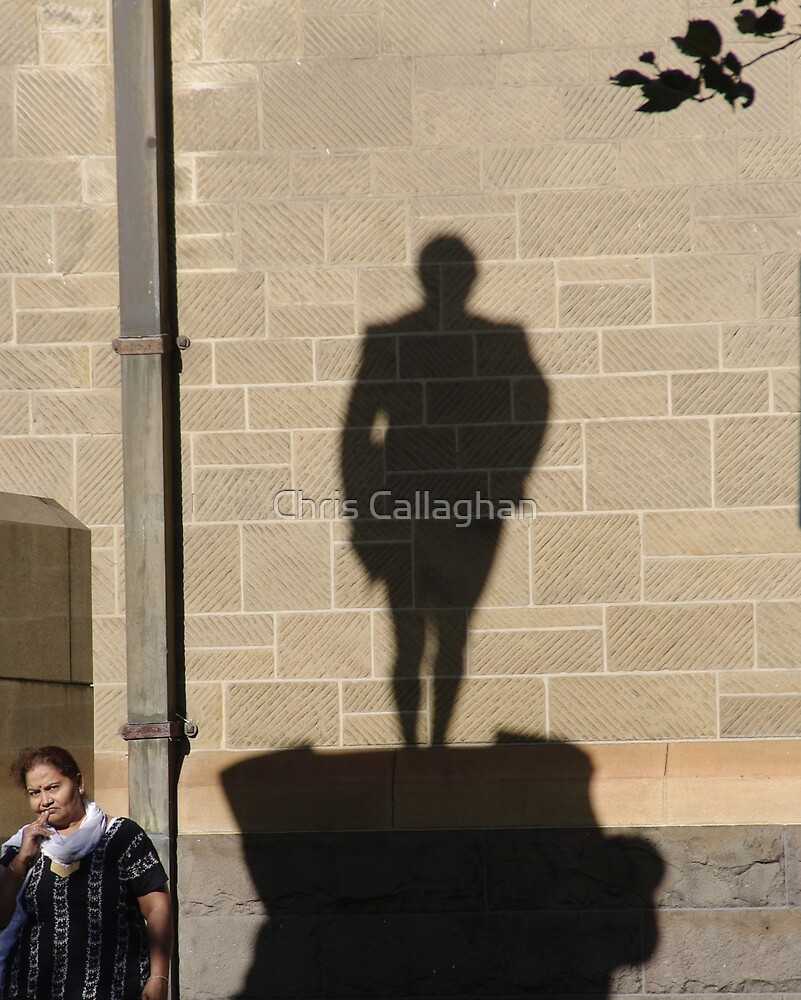 Matthew Flinders and an Indian Friend by Chris Callaghan