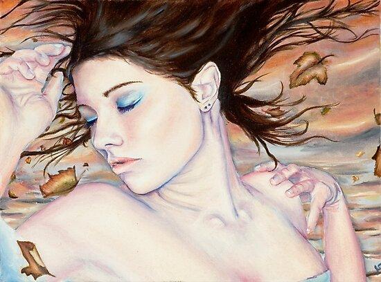 Autumn Winds by Jenna  Cornell