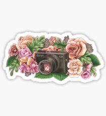 Captured Glossy Sticker