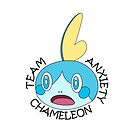 Team Anxiety Chameleon! by ransombadger