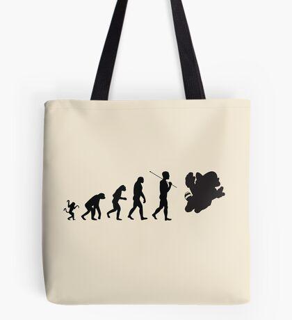 Tanuki Evolution Tote Bag