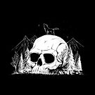 Skull Forest by tobiasfonseca
