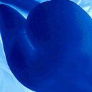 Lady in blue by Watertoy