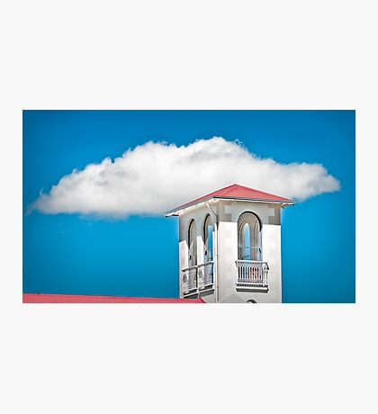 Roof-scape in Penola Photographic Print