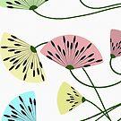 Dandyflowers - White by Etakeh