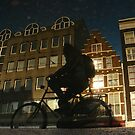 Reflections of Amsterdam - Shiney by AmsterSam